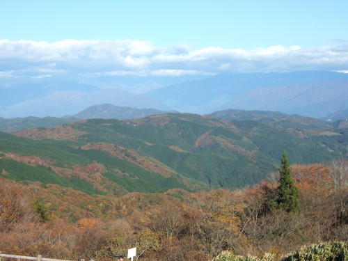Japan's Southern Alps