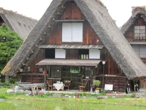 Shirogawa-go