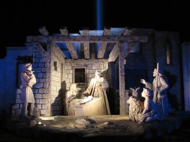 BJU Nativity