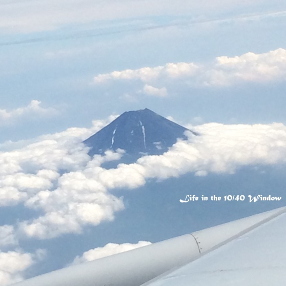 Fuji from the air copy